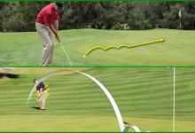 Hazlo fácil alrededor del green. Nuestros amigos de Clasesdegolf Valencia te explican cómo hacerlo