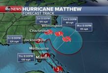 """Final abrupto. El Web.com cierra el telón antes de hora debido a la aparición del """"Huracán Matthew"""""""