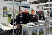 Costa Blanca aprovecha el frío irlandés para vender sus bondades y los campos de golf de la provincia