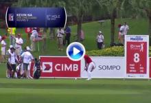 """El """"Ace"""" de Na, al frente de los mejores golpes de la semana en el CIMB Classic del PGA Tour (VÍDEO)"""