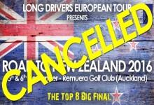 El LDET, Circuito de bombarderos, cancela su final en Nueva Zelanda a celebrar en dos semanas