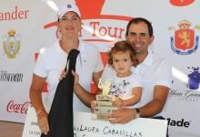 Laura Cabanillas conquista El Saler tras imponerse a Marta Sanz en el segundo hoyo del desempate