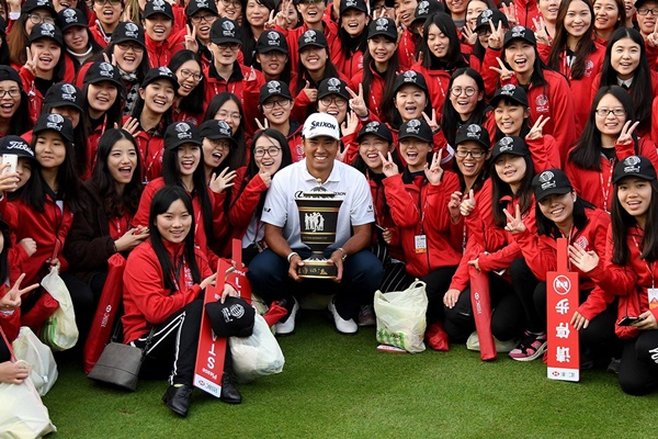 Matsuyama HSBC Champions