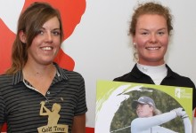 La amateur Meghan Maclaren se impone en el Circuito Femenino Nacional LETAS de La Peñaza