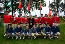País Vasco, campeón en el Interautonómico Infantil en León. Se impuso a Madrid en la gran final