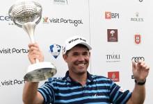 Elvira acelera y se lleva un Top 10 de Portugal el día que Harrington venció en Europa tras casi 10 años