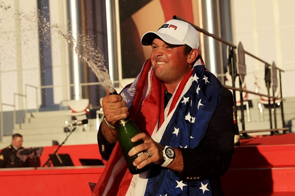 Patrick Reed, Ryder Cup,