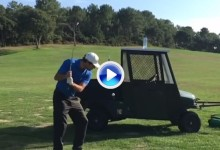 Bechu le hace la competencia a Pieters y supera el reto de la botella con un Trick Shot (VÍDEO)