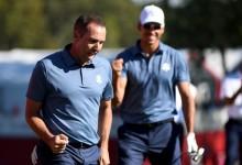 García y C.-Bello, con paso firme en Malasia. Los españoles debutan en el PGA con buen resultado
