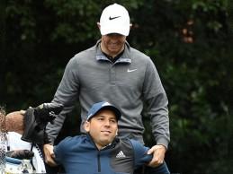"""Rory reconoce que lloró con el triunfo de Sergio en Augusta: """"Es mi amigo, significa mucho para mí"""""""