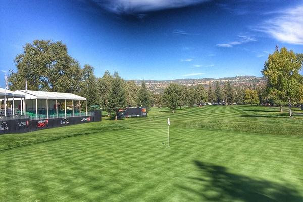 El complejo californiano, listo para acoger al primer campeón de la temporada 2016/2017 en el PGA. Foto: @PGATour