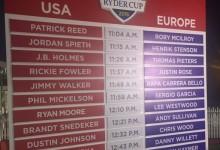 """El Ranking Mundial """"da"""" como favorito a EE.UU. En 9 de los 12 partidos el dominio es estadounidense"""