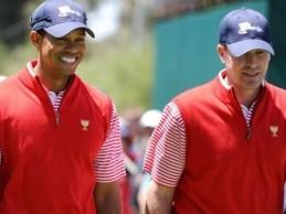 Tiger, nombrado por Stricker nuevo vicecapitán de la Presidents a la espera de que pueda clasificarse