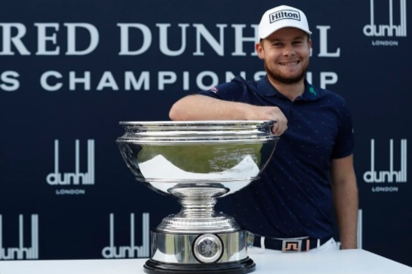 Tyrrell Hatton Alfred Dunhill Links Championship @ActionImages