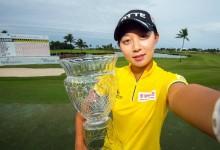 El ranking mundial femenino tendrá en cuenta los resultados en Corea y Japón de los últimos meses