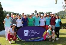 La Sella Golf acoge, por tercer año, las Jornadas de Orientación para Rookies del Ladies European Tour