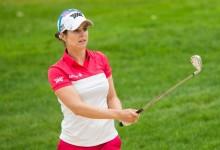 Beatriz Recari roza el podio en Florida en la gran final del Tour tras una fantástica semana de golf