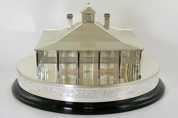 El trofeo se ha convertido desde hace unas horas en el regalo golfístico más caro para estas fiestas.