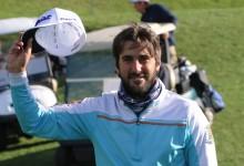 Dani Berna gana la final del Circuito de Madrid de Profesionales. Pedro Oriol, número uno del ranking