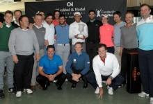 El equipo de Nadal se impone al de Olazábal en la cuarta edición del Olazábal&Nadal Invitational