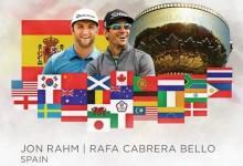 Cabrera-Bello y Jon Rahm defienden el pabellón español en la Copa del Mundo de Golf en Australia