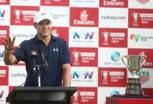 El regreso de Spieth. El texano se pone a tono para 2017 llevándose a casa su 2º Australian Open
