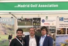 El Golf madrileño asiste a la IGTM. El principal encuentro anual del sector a nivel mundial