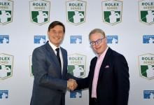 El Tour Europeo pone en marcha las millonarias Rolex Series, 7 torneos que darán más de 50Mill. $