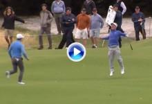 Estos fueron los cinco mejores golpes en la Copa del Mundo de Golf celebrada en Australia (VÍDEO)