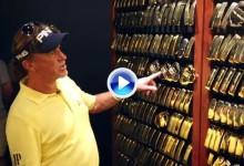 Jiménez visita la cámara acorazada PING y se pone a punto en su cuartel general de Arizona (VÍDEO)