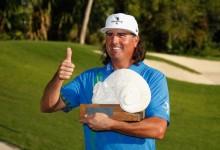 Pérez culmina la remontada y consigue un título en el PGA casi 8 años después. Rahm, T50, se desinfló