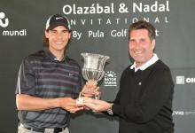 Vuelve el Olazábal&Nadal Invit. by Pula Golf. Un torneo único para apoyar a los más desvalidos