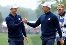 Rose-Stenson y Day-Fowler, primeras parejas confirmadas para el Zurich Classic del PGA Tour