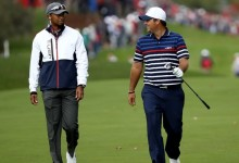 Woods-Reed, duelo estrella en el Hero World Challenge en el regreso de Tiger a la competición