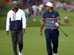Woods-Reed, duelo estrella en el Hero World Challenge en el regreso de Tiger a la competición