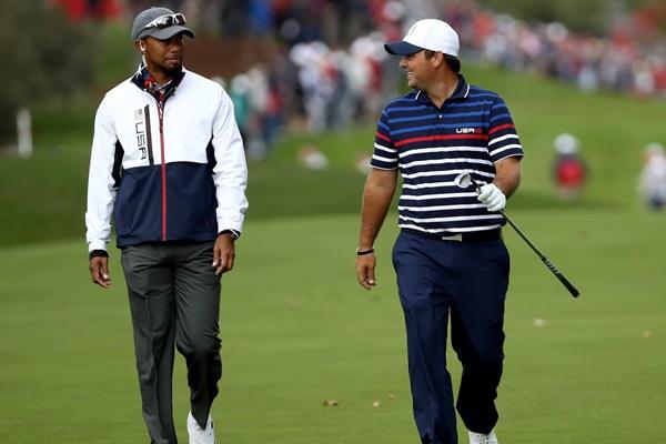 Tiger Woods y Stricker, primeros vicecapitanes de Jim Furyk para la Ryder Cup de septiembre en París
