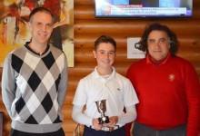 Suma y sigue: Tomy Artigas se lleva a casa el II Open de Portugal de P&P tras un soberbio final