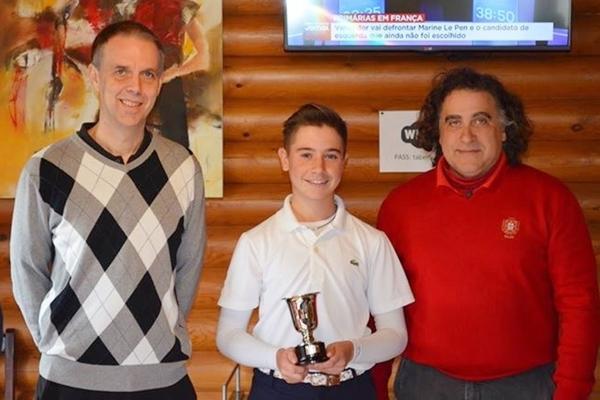 Tomy Artigas campeón en el Open de Portugal de P&P 2016