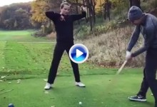 """""""Hay gente pa tó"""": Este chico se juega el físico por realizar un Trick Shot a cámara lenta (VÍDEO)"""