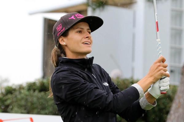 Virginia Espejo en acción. Foto: Fernando Herranz