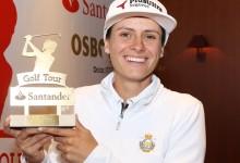 Virginia Espejo gana la final del Circ. Nacional en Golf Santander bajo el diluvio y vientos de 60 km/h