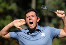 Masters, Open, Ryder, Sergio… El Tour Europeo da cuenta de las 24 imágenes del año (FOTOGALERÍA)