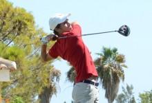 El madrileño Nacho Montero presenta su propuesta a la Copa de Baleares que se disputa en Pula Golf