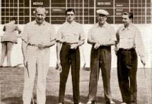 ¿Sabías que… la 1ª pareja española en la Copa del Mundo fue la de 'Carlines' y 'El Duque' en 1954? (I)