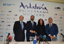 El Andalucía Valderrama Masters lleva a la región a la élite con un espectacular torneo en octubre
