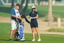 Otra tragedia aflige el mundo del golf. Muere en Dubai el caddie de Anne-Lise Caudal en plena ronda