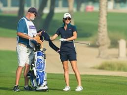 Una nueva tragedia asola el golf. Muere en Dubai el caddie de Anne-Lise Caudal en plena ronda