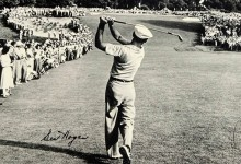 ¿Sabías que… esta imagen de Ben Hogan con H1 en el US Open1950 es una de las más icónicas del Golf?