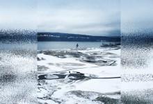 ¡Ya es Navidad en Chambers Bay! La nieve llega al campo en una región poco dada a este fenómeno