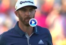 Los 10 golpes del año en el PGA: Nº4, DJ cerró el US Open a lo gran campeón con este golpazo (VÍDEO)